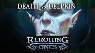 Warhammer: Age of Sigmar Battle Report - Legion of Blood vs Deepkin
