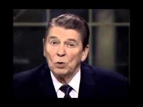 Ronald Reagan Expresses Regret over the Iran Contra Scandal Part 2 of 2