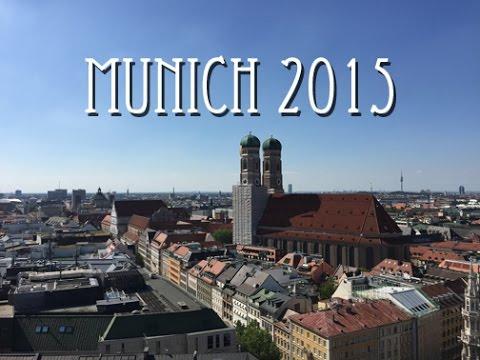 Munich! || Study Abroad 2015