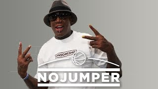The Dennis Rodman Interview