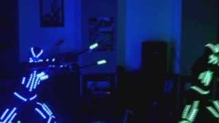 светодиодное шоу Flogiston