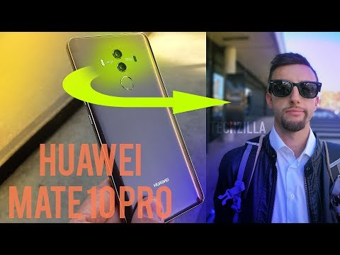 Huawei Mate 10 Pro UNBOXING + PRIME IMPRESSIONI dopo 24 ORE