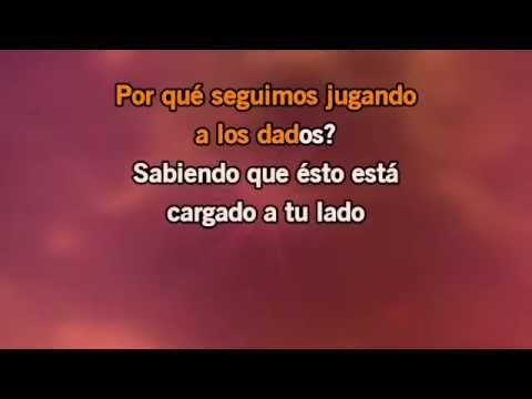 Karaoke Mi Nuevo Vicio - Paulina Rubio *