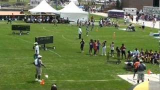 2009 AAU Jr Olympics National Midget Shot Put Charlyncia Stennis 3rd throw 19-10.50.mpg