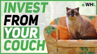 Investing From Your Couch and Making Money (Betterment review)
