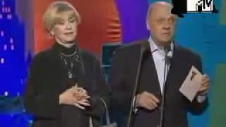 """Отказ В.Меньшова вручать премию MTV фильму """"Сволочи"""" (2007)"""