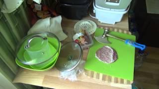 Приготовить сочный ЭСКАЛОП из свинины, как правильно жарить мясо