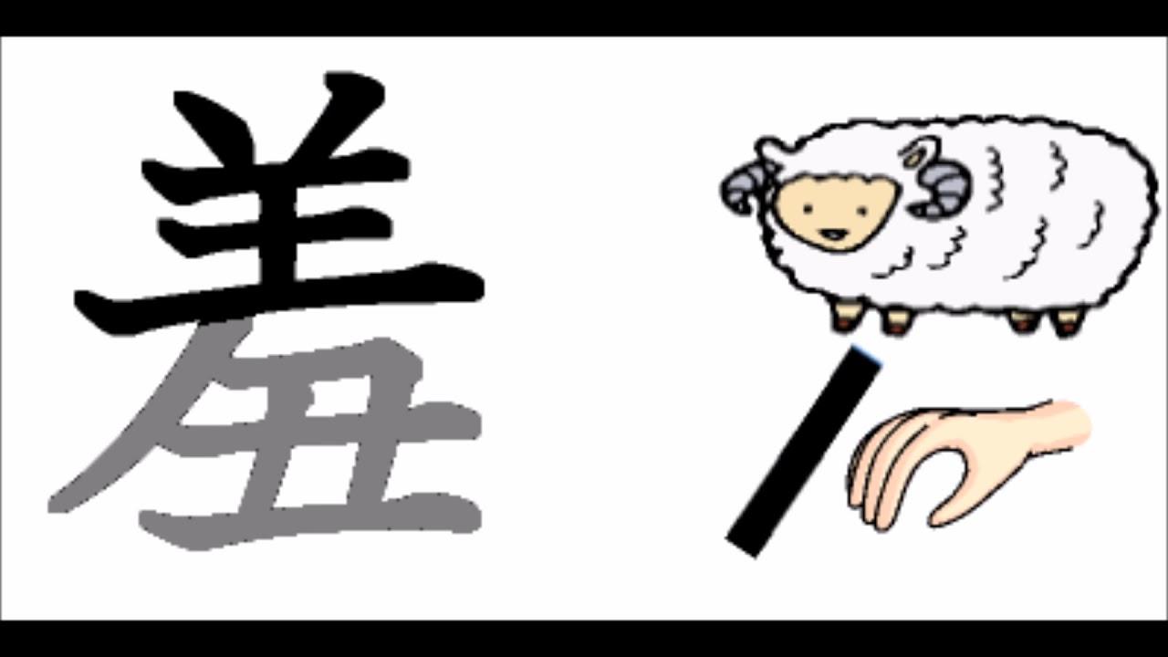 Kanji Stroke Order Youtube