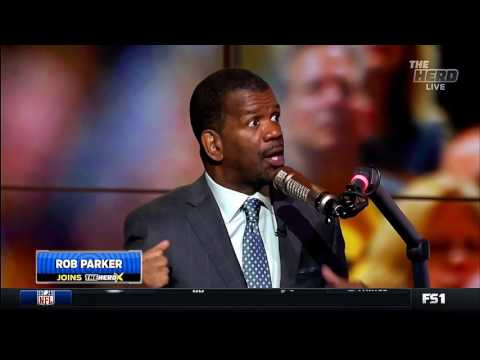 The Herd: Rick Barry Annihilates Rob Parker During Interview