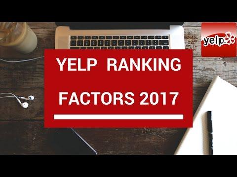 Yelp Ranking Factors 2017 | How to Rank on Yelp | Jason Decker SEO