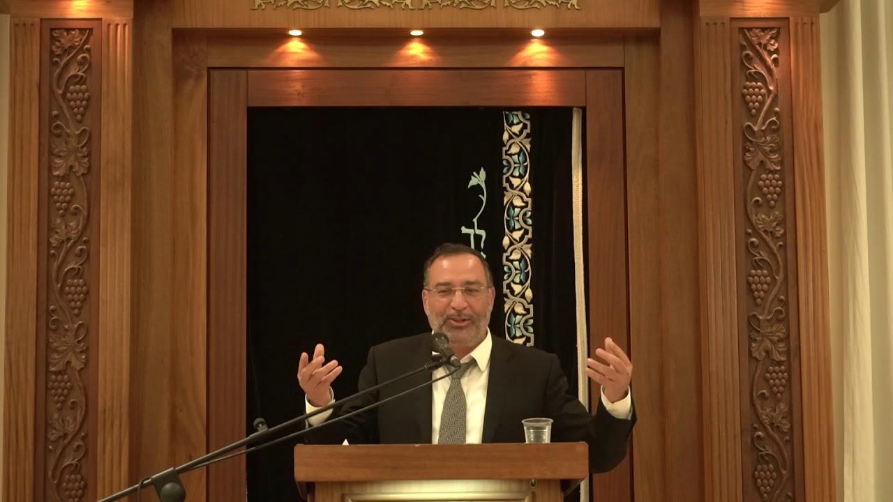 """ערב התעוררות לימי הדין והרחמים - תש""""פ - הרב בן ציון אלגאזי"""