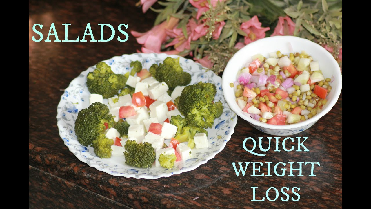 Healthy Weight Loss Salad Episode 5