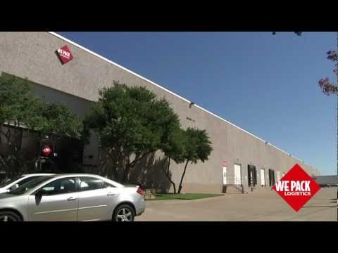 We Pack Logistics Facilities Overview
