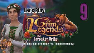Grim Legends: The Forsaken Bride CE [09] w/YourGibs - CASTING FLOWER TOKEN