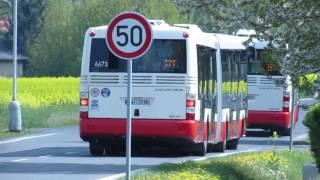 Autobusová doprava na letiště v Praze