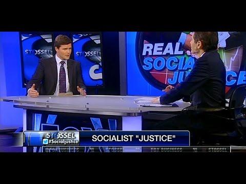 PanAm Post Editor Fergus Hodgson Details Venezuela's Socialist Crisis on Stossel