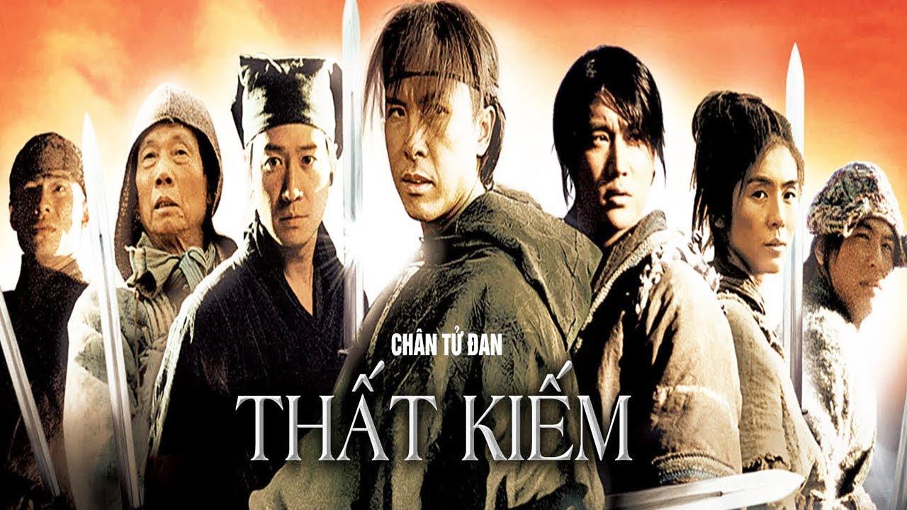 Phim Chiếu Rạp Mới Nhất Thuyết Minh | Thất Kiếm Hạ Thiên Sơn Full | Phim Kiếm Hiệp Trung Quốc 2020