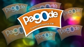 Pagode 90 - Grupo Toque Divinal - Radio Transcontinental FM 104,7