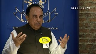 2016.11.14 Subramanian Swamy - How The Mighty Have fallen: Anti-Corruption Efforts in India