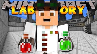 Minecraft Adventure - DR ZUK AND HIS EXPERIMENTS!