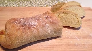 Italienisches Ciabatta Baguette Selber Machen (Rezept)