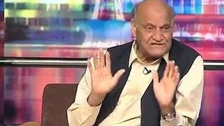 Anwar Masood Funny Poetry in Mazaaq Raat - Dunya News | Must Watch