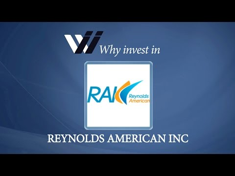 Reynolds American Inc - Why Invest in