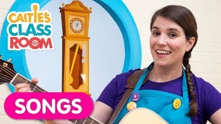 Hickory Dickory Dock | Nursery Rhymes from Caitie's Classroom