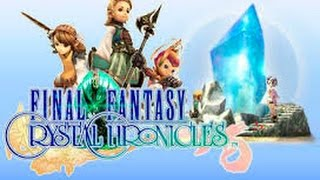 Final Fantasy Crystal Chronicles (Gamecube) Movie