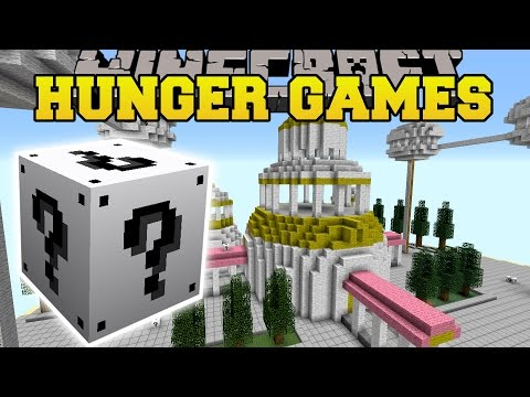 Minecraft: DBZ KAMI'S LOOKOUT HUNGER GAMES...