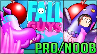 THIS IS AWESOME AND YOU NEED IT  - Pro and Noob VS Fall Guys! #fallguys #fallguysgameplay