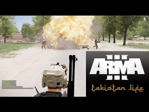 Arma 3: Takistan Life - NATO - Don't attack me!
