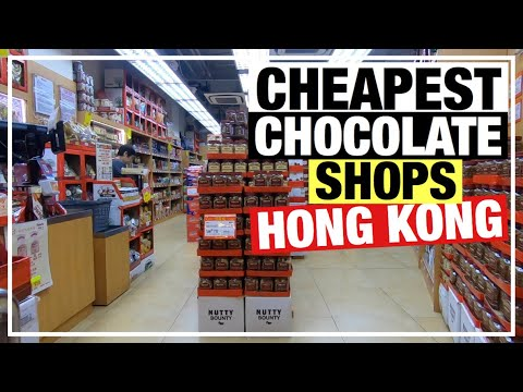 THE SWEETEST THING TO DO IN HONG KONG | Cheapest Places To Buy Chocolates in Hong Kong | Froi & Geri