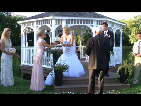 Aly & Joel Kocak Wedding Ceremony