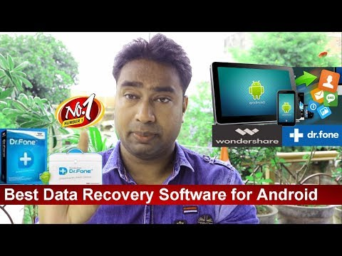 How To Recover Deleted Files,Photos,Videos On Android Phones & Tablets | Dr.Fone By Wondershare