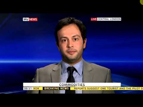Discussing the Italian election results, Vincenzo Scarpetta on Sky News
