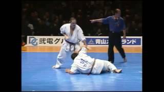 胴廻し回転蹴り 塚本徳臣 Domawashi-Kaitengeri Norichika Tsukamoto Th...