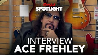 Ace Frehley | Interview & Signing at Sam Ash NYC