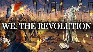 We. The Revolution #1 Czeka nas niesamowita przygoda!   #live #giveaway
