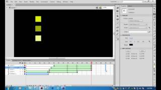 Motion Graphic animation in flash Cs6