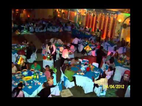 Salon de fiestas bunker sta cruz meyehualco youtube for Abrakadabra salon de fiestas