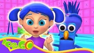 Bo Auf der GO! - Bo und die Worrywart | Lustige Cartoons für Kinder