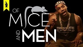 crooks of mice and men analysis