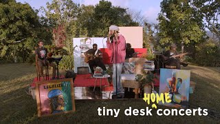 Protoje: Tiny Desk (Home) Concert