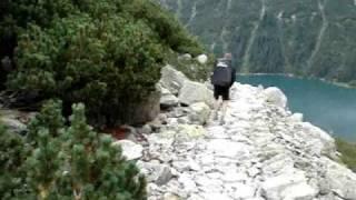 Tatry. Najpiękniejszy szlak. Cz. V Szpiglasowa - Morskie Oko.wmv