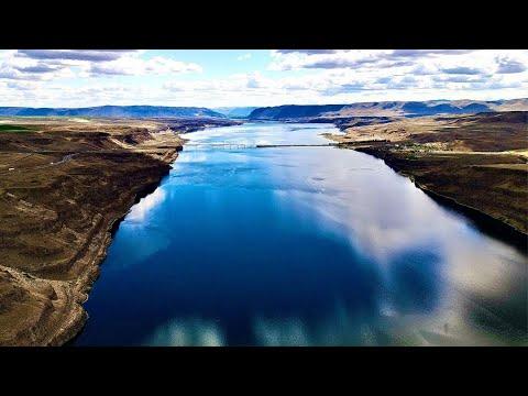 #119 - As belas paisagens entre Montana e Washington State.
