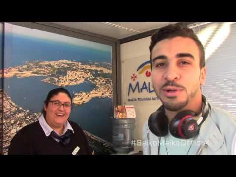 IN MALTA they speak arabic !!  فمالتا كيدويوك بالعربية