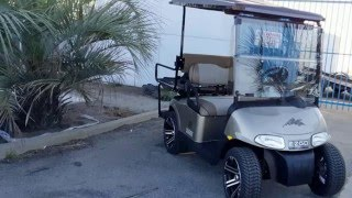 2013 custom built ezgo golf cart by apex golf cart in orange county ca 92630