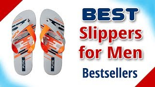 Best Slippers for Men in India with Price   2019   Has TV