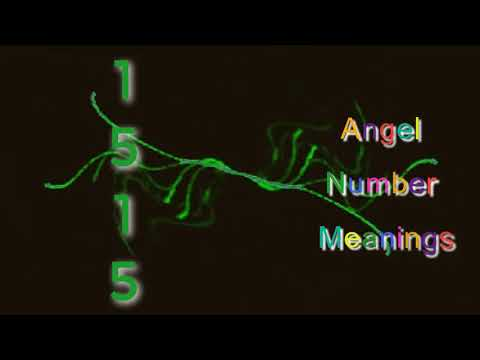 Angel Number 1515 |  The Meaning Of Angel Number 1515